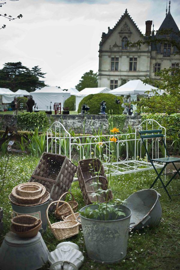 Château de la Bourdaisière fête des plantes 3