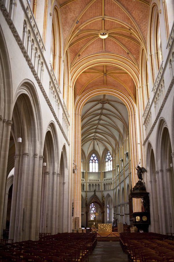 Coeur Cathédrale Saint-Corentin Quimper