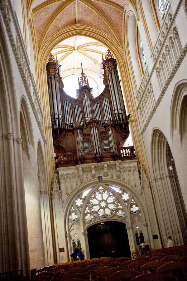 Nef Cathédrale Saint-Corentin Quimper