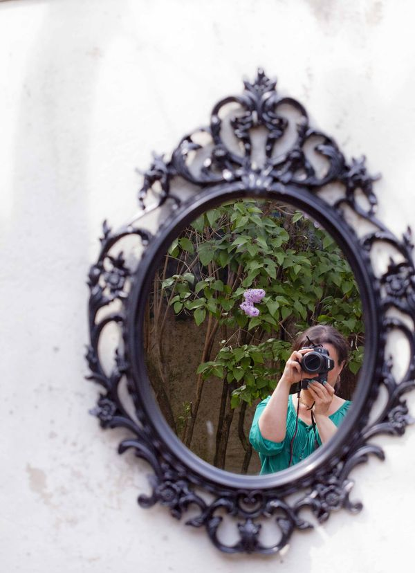 Selfie miroir