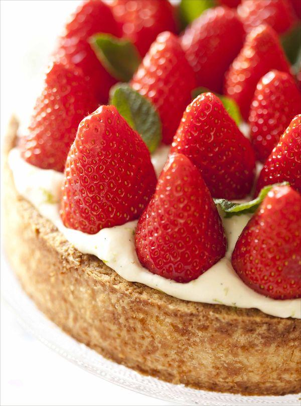 Tarte aux fraises 3
