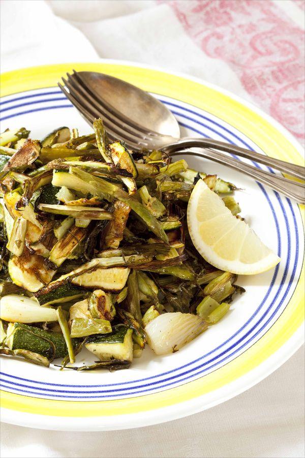 Légumes grillés à l'italienne 1