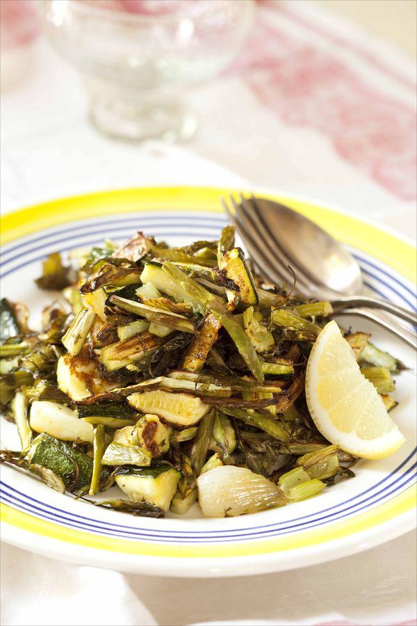 Légumes grillés à l'italienne 2
