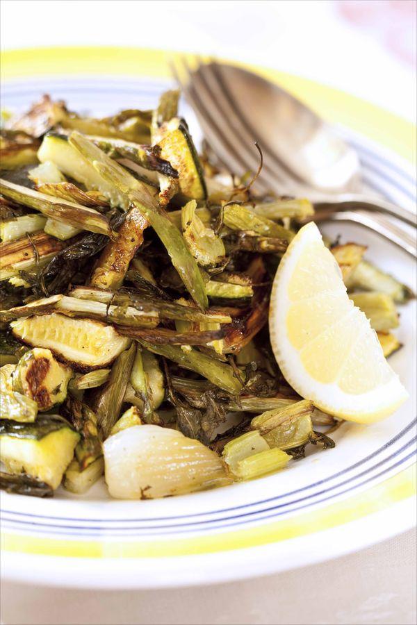 Légumes grillés à l'italienne 3