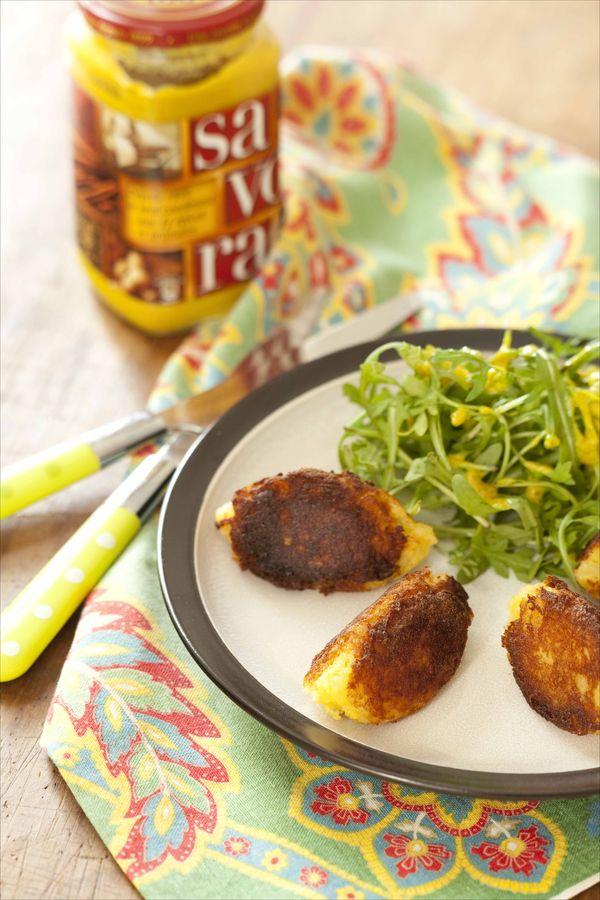 Quenelles de pommes de terre à la savora 2