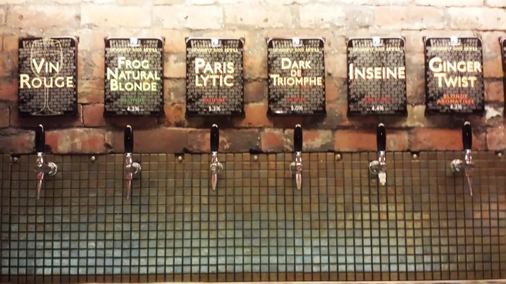 Distributeur bière et autres Frogpubs Princess