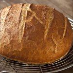 Boule de pain, la recette du pain au levain ou à la levure