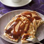 recette pancakes banane raisins recette