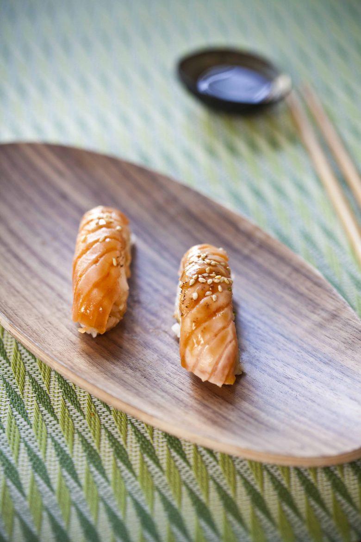 cuisson du riz à sushi