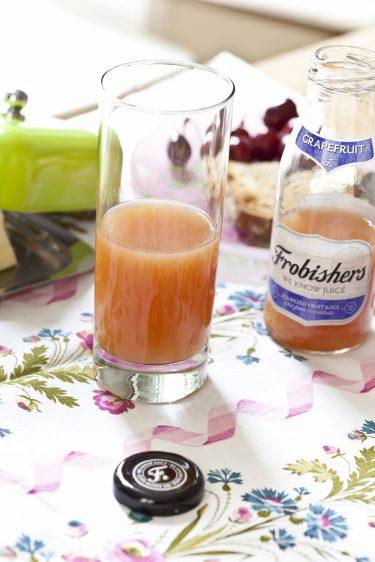 Frobishers jus 100% naturels