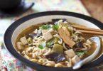 Ma recette de soupe Tom Yam, soupe épicée Thaïe