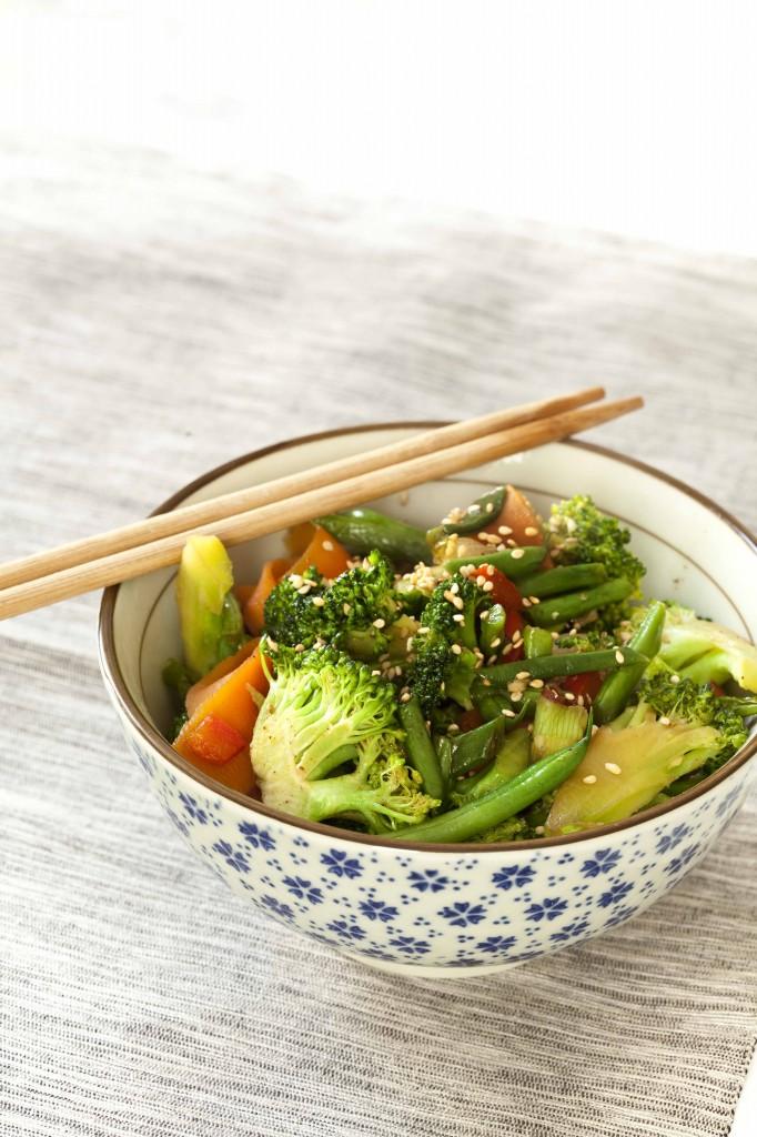 Wok de légumes 12