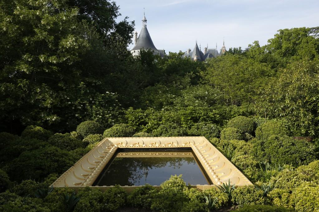 Le jardin de Narcisse à Chaumont-sur-Loire, Festival International des Jardins 2014
