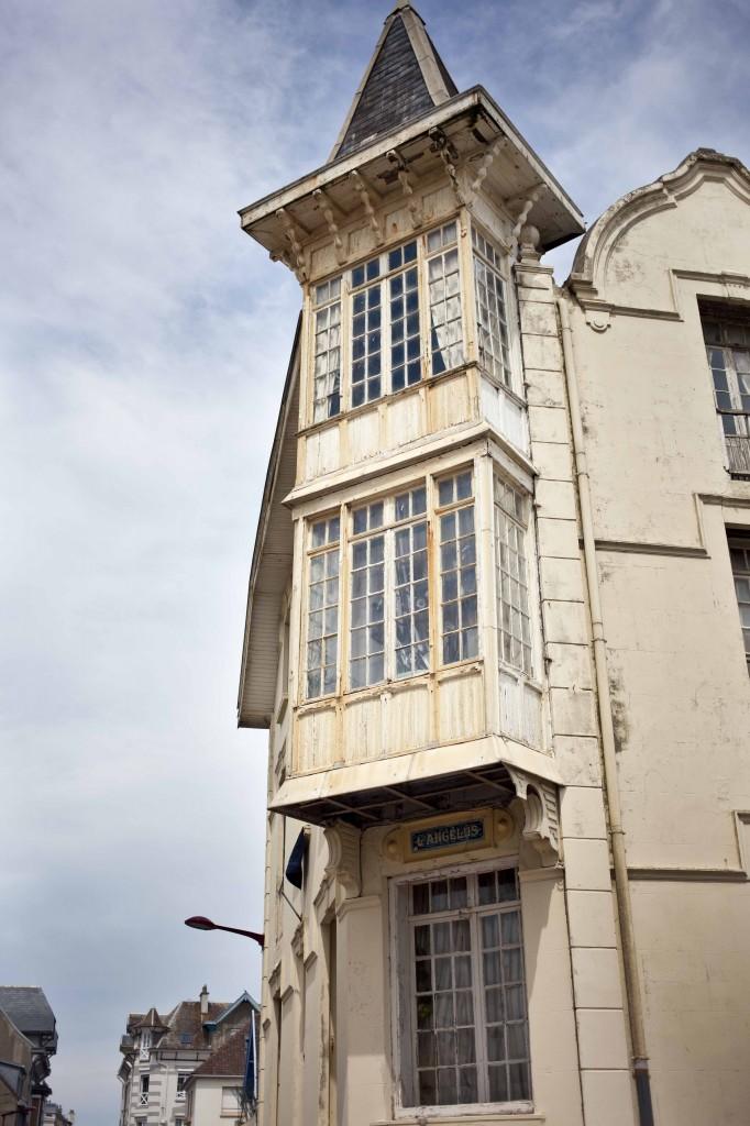 Maisons colorées à Wimereux 11