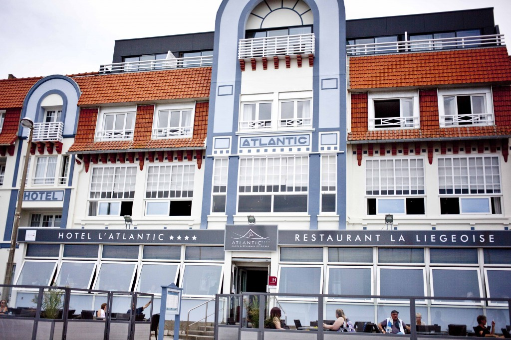 Wimereux hôtel Atalntic 1