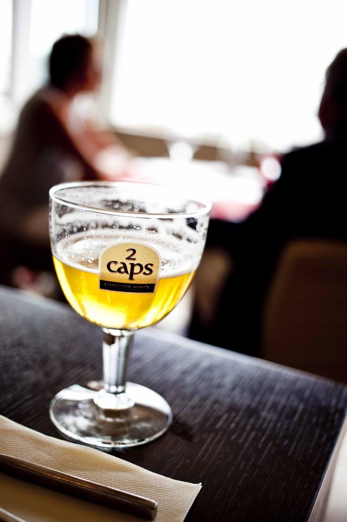 Bière 2 caps