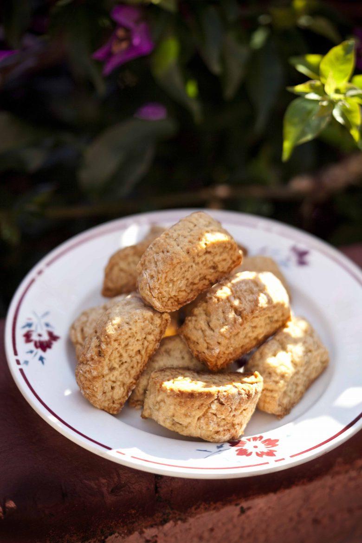 Ma recette des biscuits corses les canistrelli, à l'anis vert