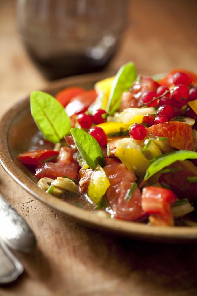 Salade multicolore 31