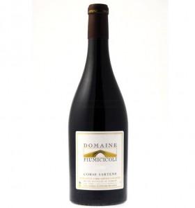 Vin rouge, Domaine de Fiumicicoli, Sartène, Corse