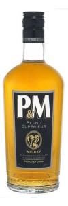 Whisky Corse P&M Blend Supérieur