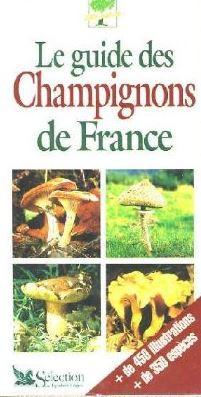 Le Guide des Champignons de France, de Jean-Marie Polese
