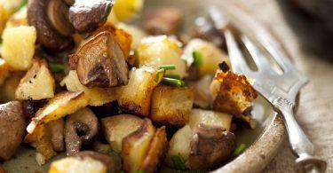 Pommes de terre forestière 21