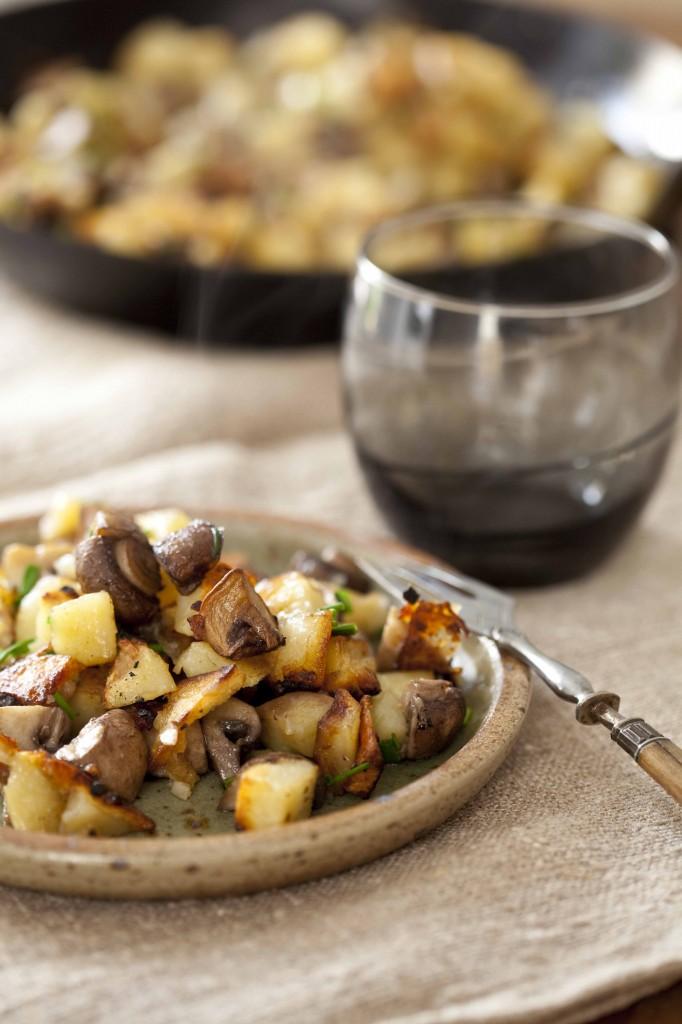Pommes de terre forestière1