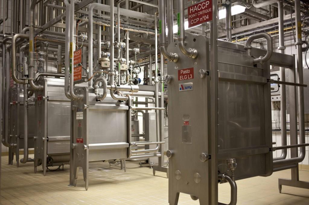 Bel Pasteurisation du lait 1