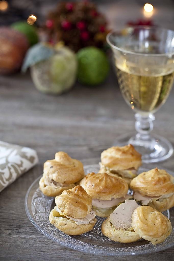 Bienmanger.com Gougères au foie gras 11