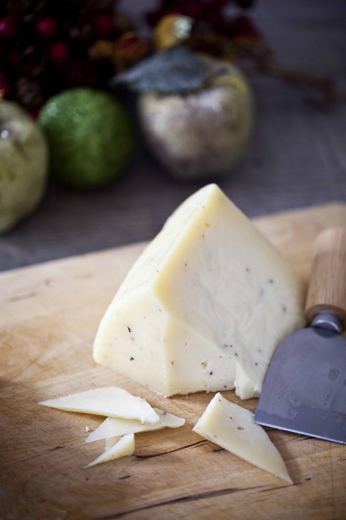 Bienmanger.com les ingrédients du risotto de venere nera Latteria à la truffe 1