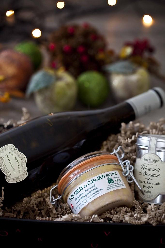 Bienmanger.com les ingrédients pour les gougères au foie gras 1