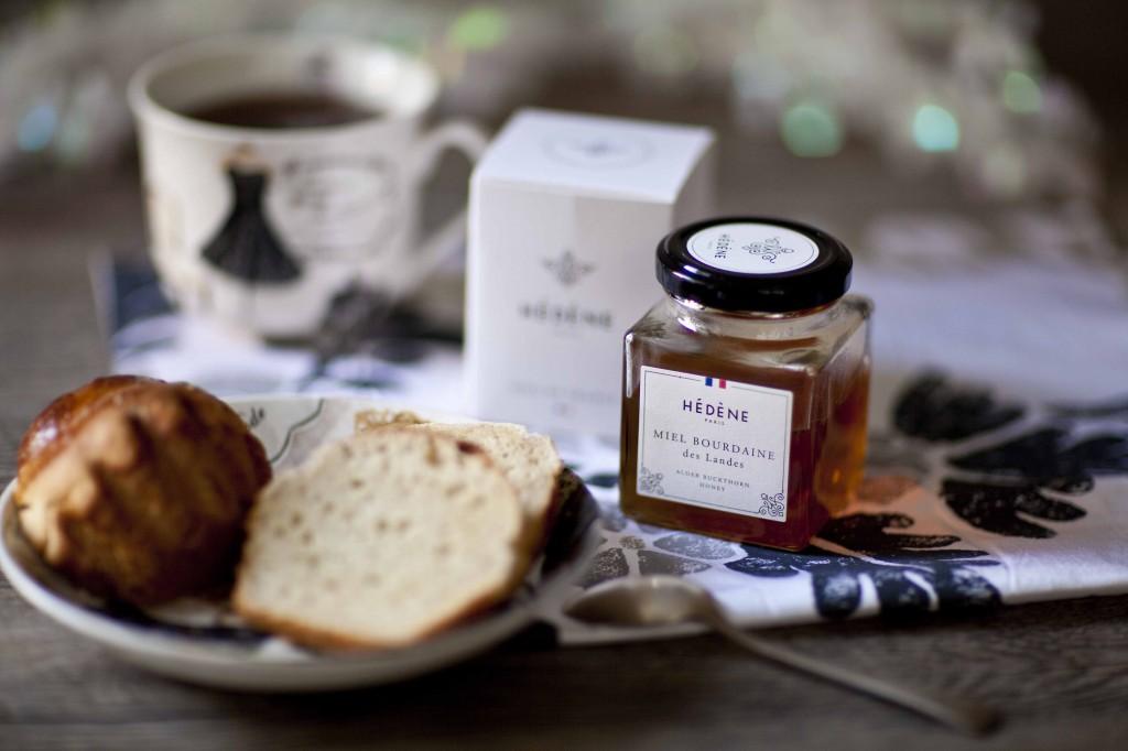 Brioches au miel de Bourdaine 21