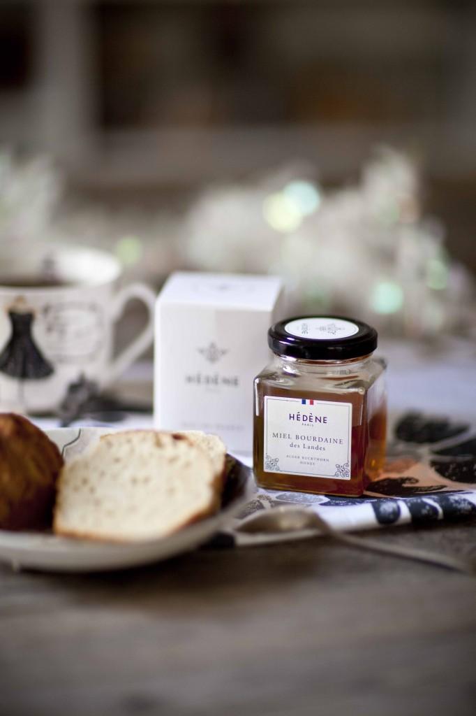 Brioches au miel de Bourdaine 31