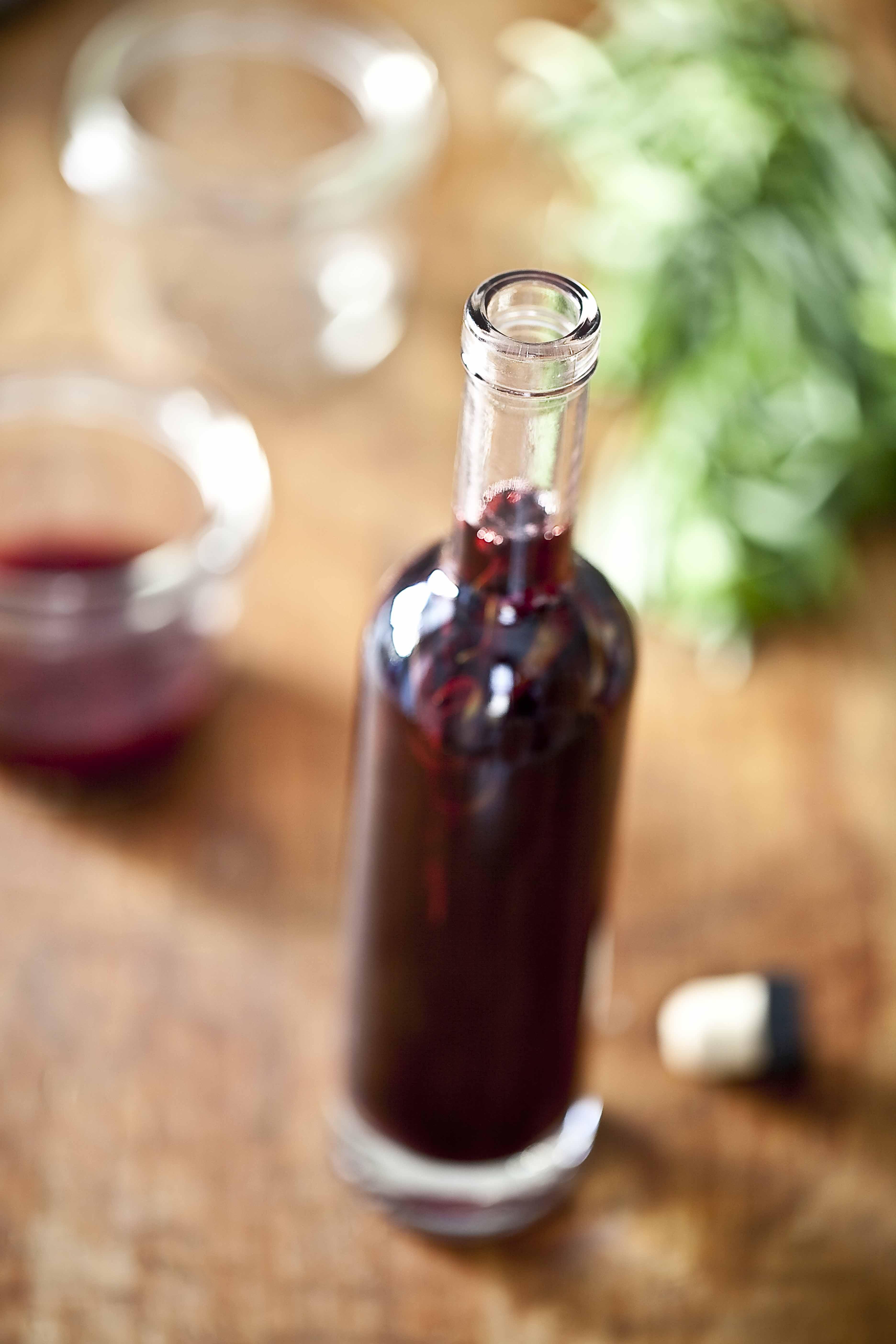 Les emballages et si le verre tait la bonne solution comment fabriquer son vinaigre panier - Comment faire du vinaigre de vin ...