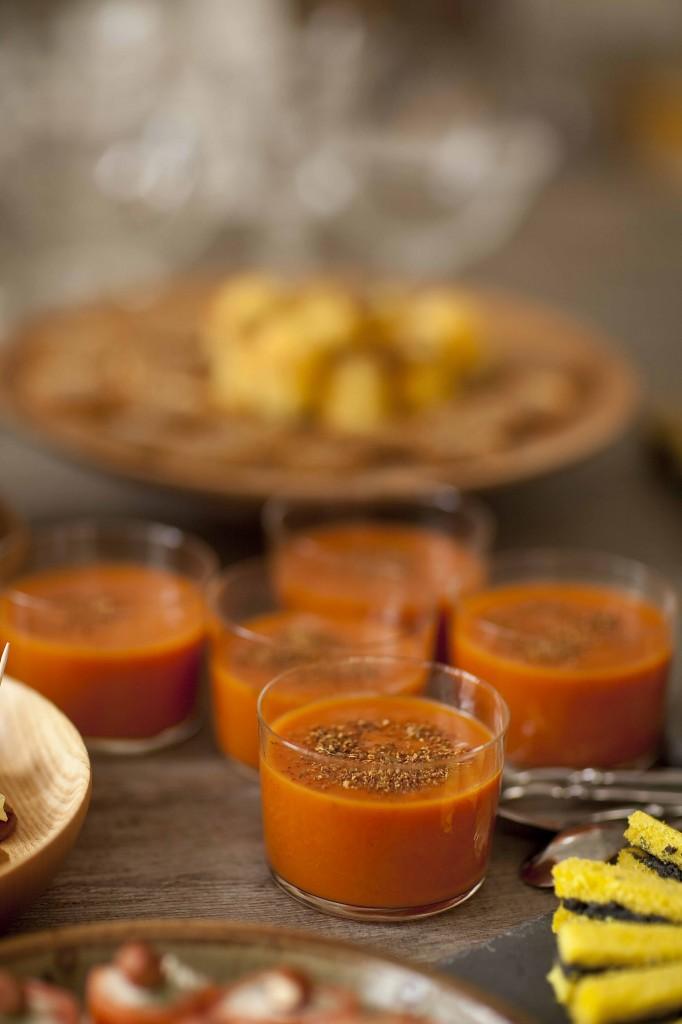 Buffet Au Secours Soupe de tomates 1