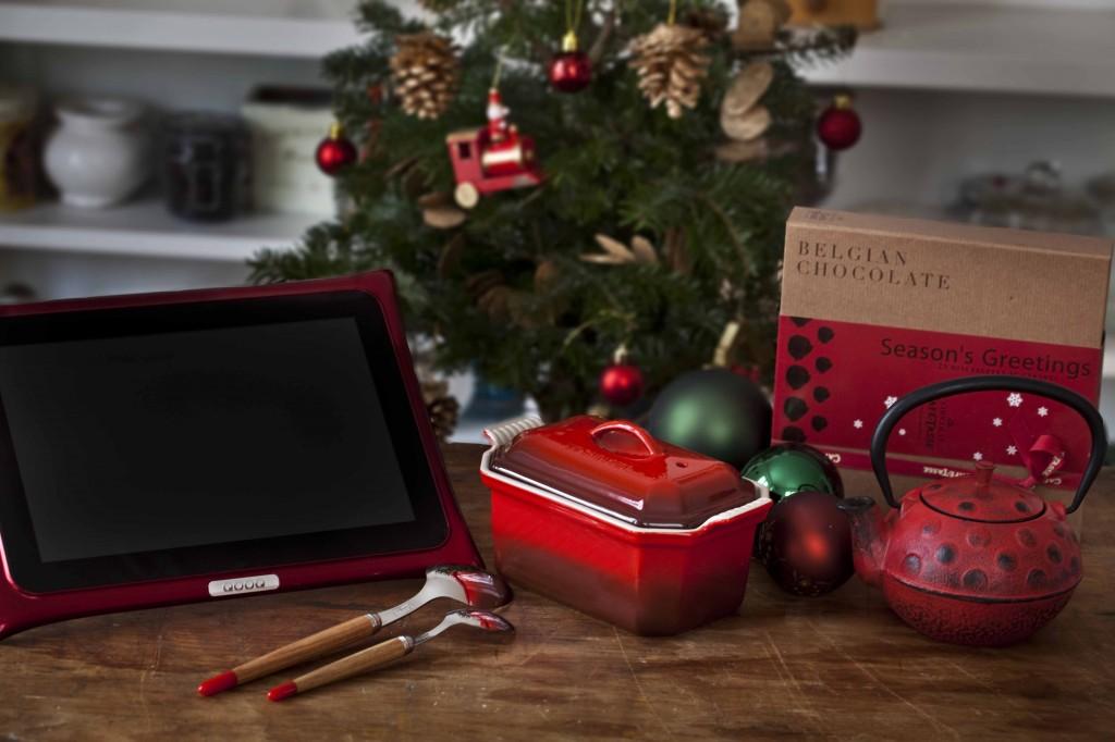 Idées Cadeaux rouges Noël 2014