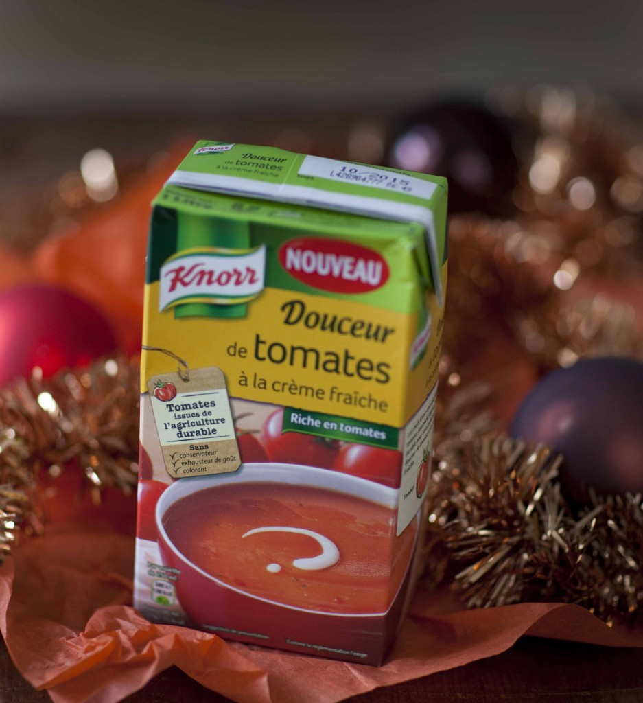 Knorr tomates