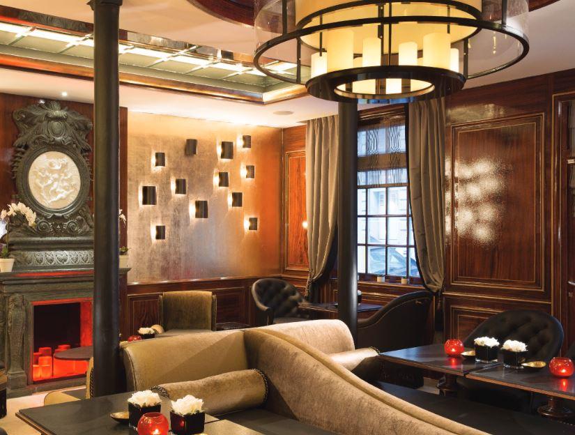 Salon Hôtel Belmont Crédits photos Prad's com