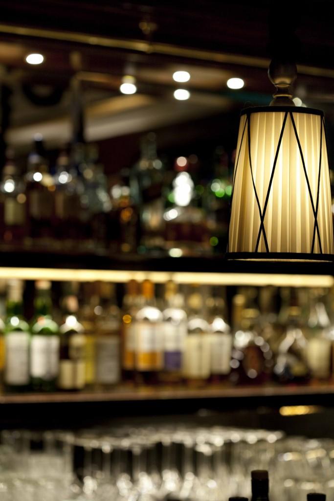 Bar de l'hôtel Belmont****