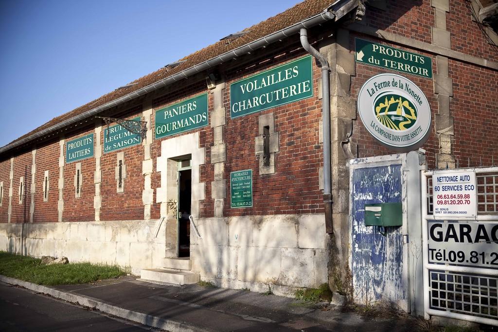 Dolce Chantilly Marché du Chef Ferme de la Nonette 11