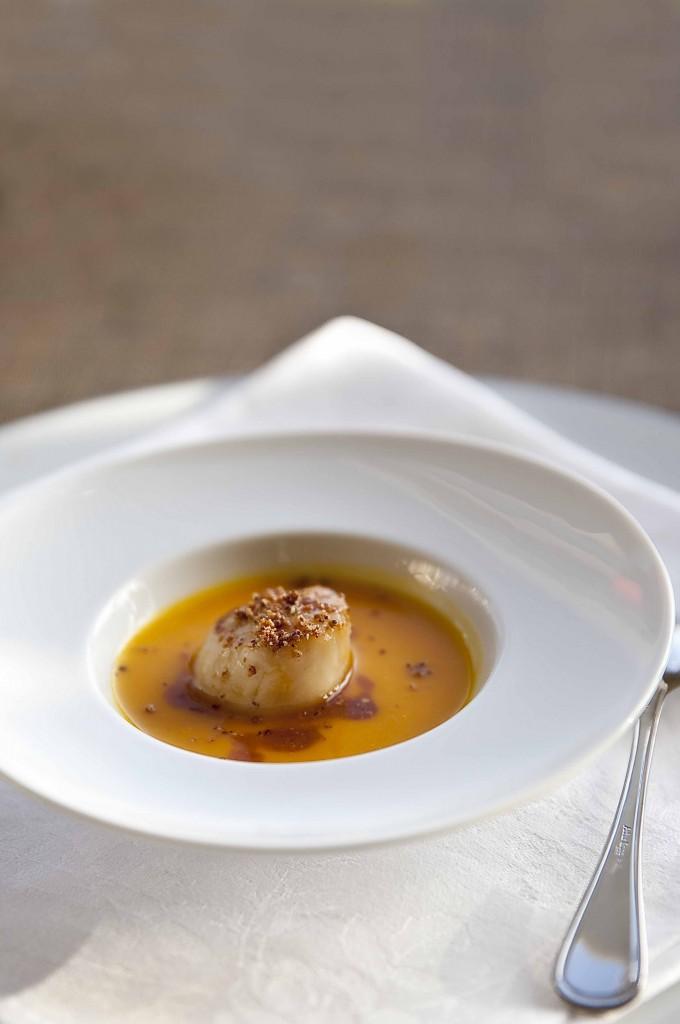 Dolce Chantilly Marché du Chef St Jacques et crème de potimarrons 21