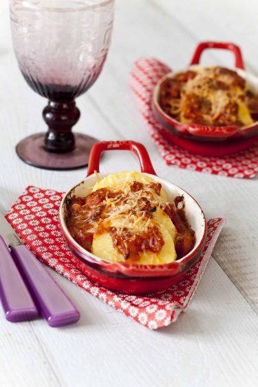 recette de gnocchi à la romaine à base de polenta