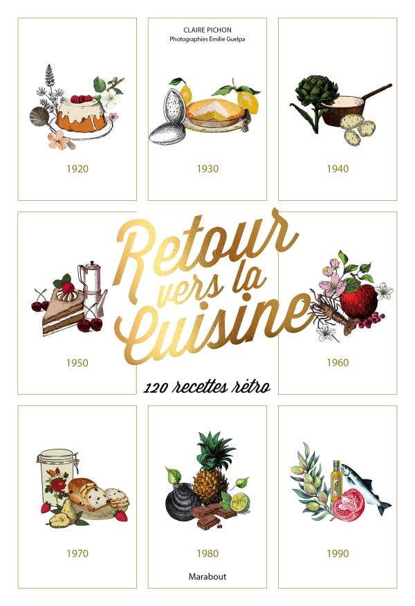 Livre de Claire Pichon et Emilie Guelpa, Retour vers la cuisine