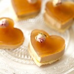 Coeur de foie gras au thé vert