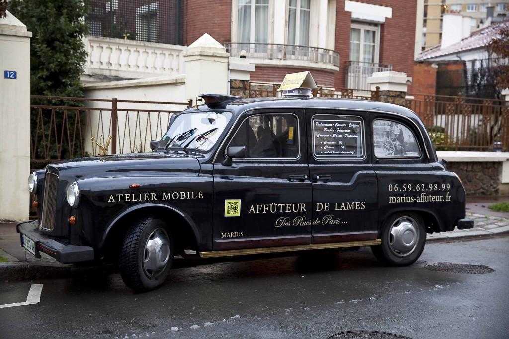Taxi Marius Rémouleur 31