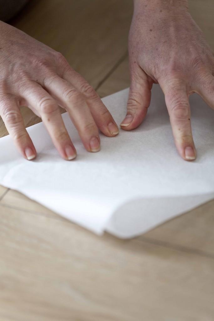 Comment cr er un fond de panier vapeur en papier panier de saison - Comment faire un panier en papier facile ...