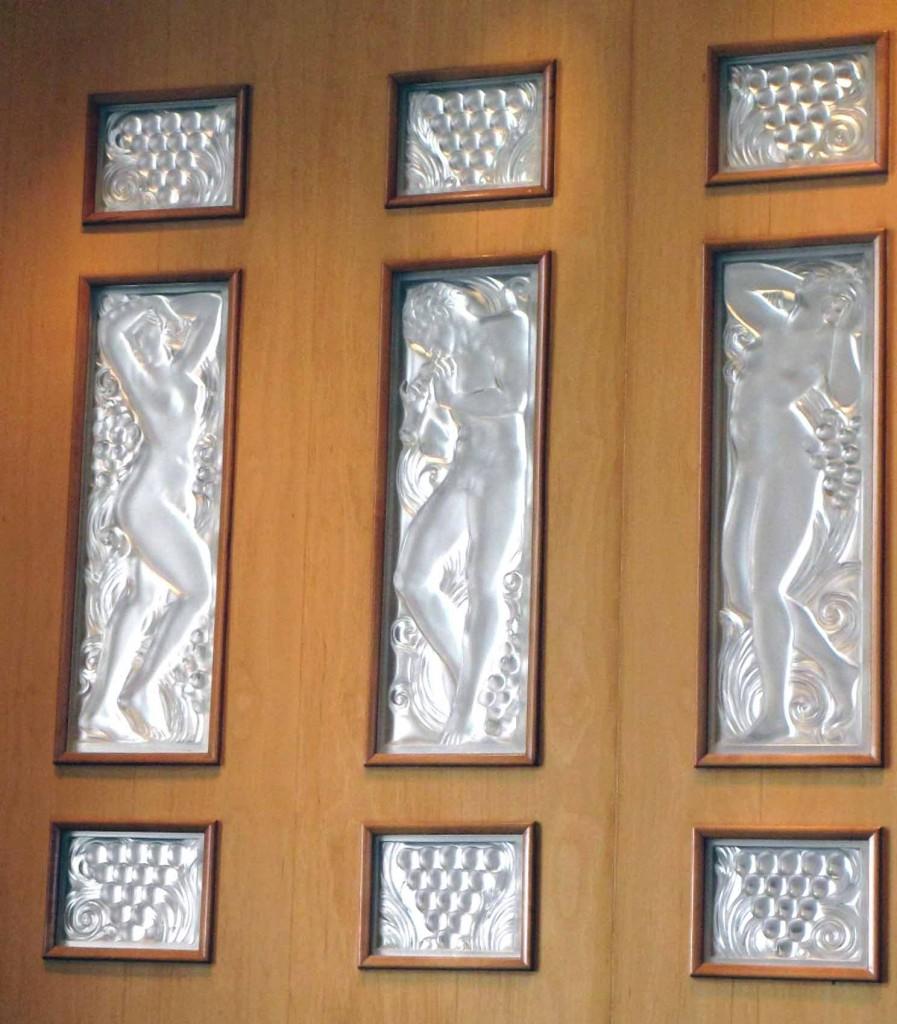 Arpège Alain Passard pour Tipiak Lalique Décoration