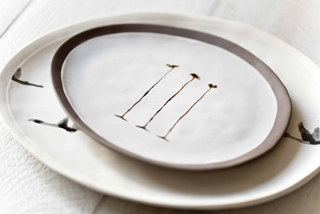 Assiettes Marion Lesage pour Monoprix 11