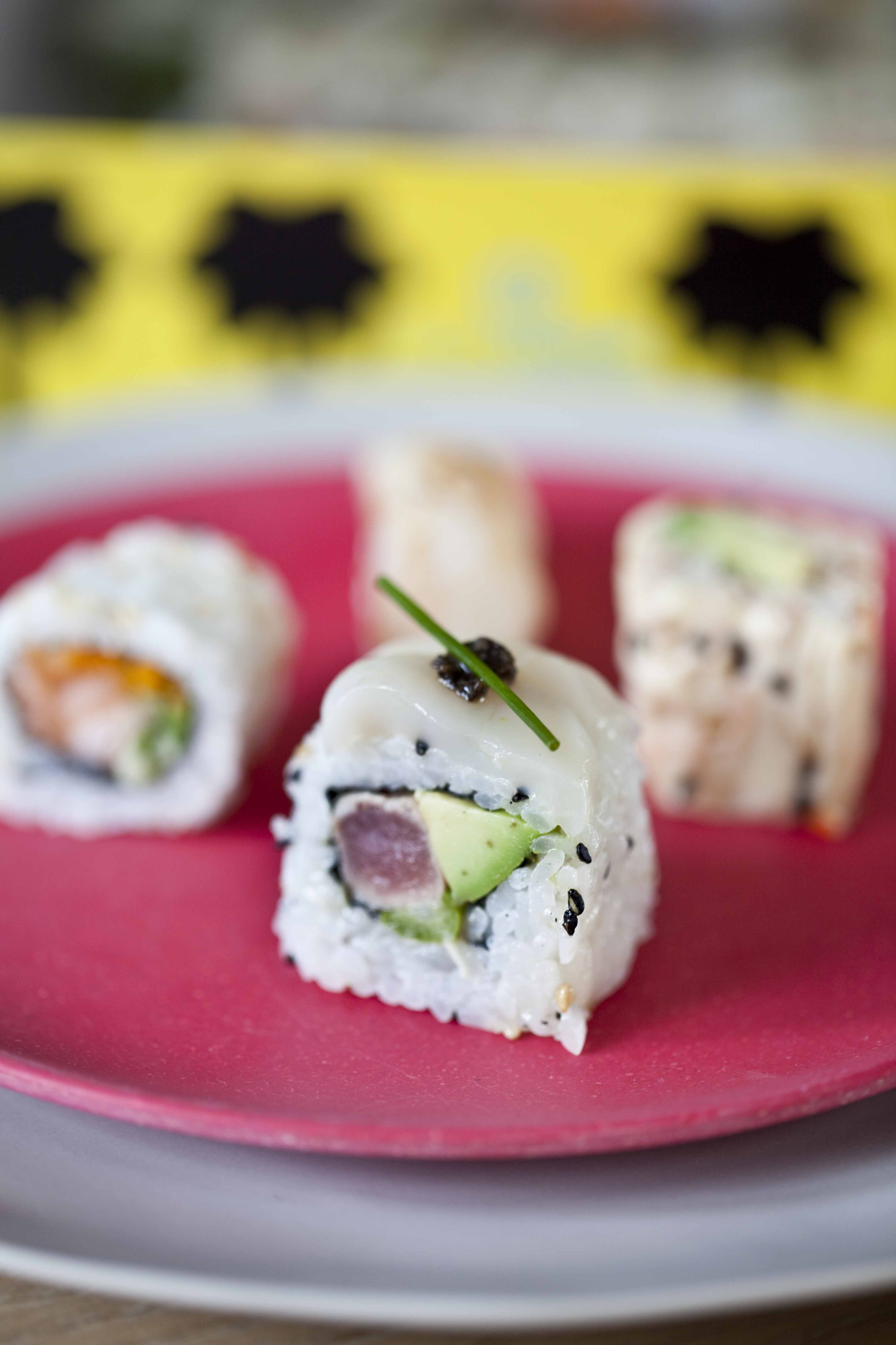 Sushi Shop La La Box Los Angeles Et Les Nouvelles Lunch Box