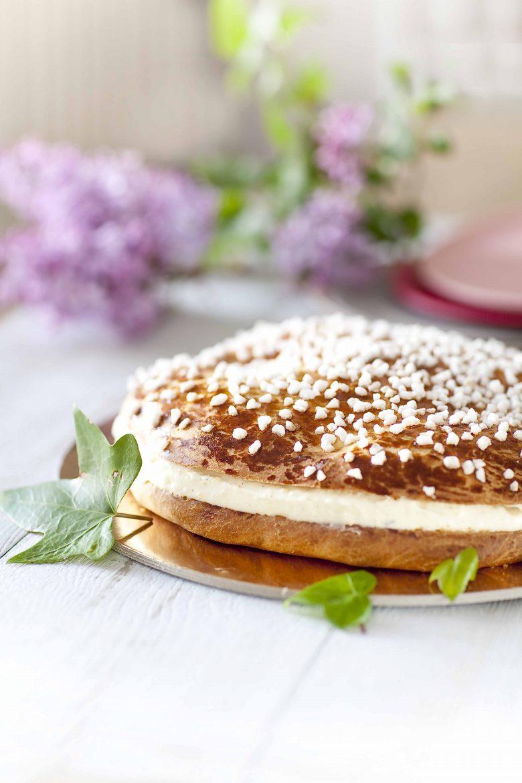 ma recette de tarte Tropézienne® maison